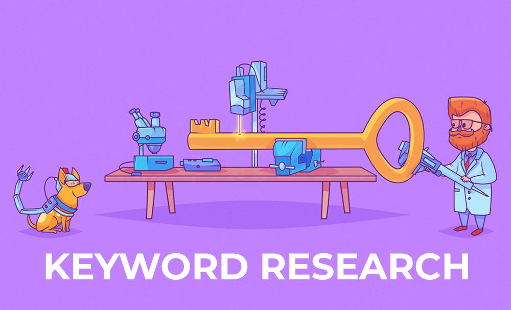 Keyword Research for SEO Dubai